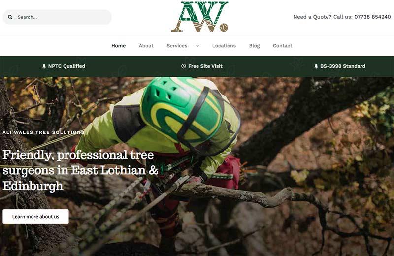 Tree Surgeon Marketing UK